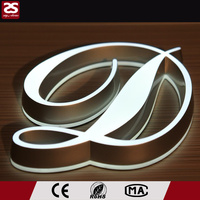 Factory Direct Sale Top Quality 3D Lighting Acrylic Mini LED Channel Letter Sign