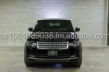 ARMORED - 2014 Range Rover HSE Supercharged