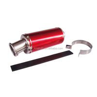 China wholesale dirt bike motorcycle exhaust silencer