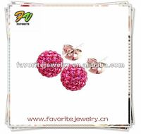 Fashion Shamballa&Shamballa Wholesale Earrings