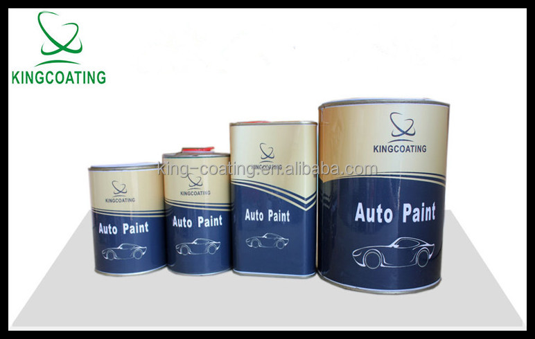 China Top Quality Acrylic Paint hardener for 2 K solid colors