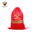 Convenient fire extinguisher bag for emergency rescue