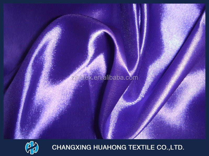 Shinning satin fabric for polyester shower curtain,chinese upholstery fabric with excellent qualtiy