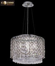 Cheap Cut Crystal Glass Prism Pendants for Chandelier Lamp Light Lighting CZ9287SG