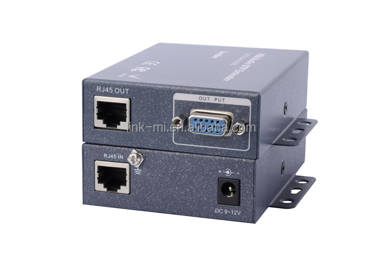 LINK-MI LM-102TR VGA Extender 200m CAT5/6 UTP VGA+Audio 1920x1440 vga in ri45 out 3.5mm Stereo Jack