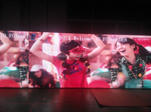 p6 indoor video led wall/ indoor smd full color led display