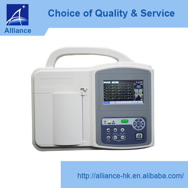 Digital Medical 6 Channels 8110 ECG/EKG Machine CE ISO