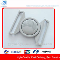 CD7075 Hot Sale Metal Plain Belt Buckle for Coat