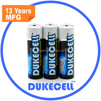 high voltage battery aa lr6 am3 alkaline battery