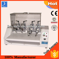 Finished shoes bending test machine
