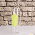 china mlife 32oz water bottle infuser fruit with short rod custom logo