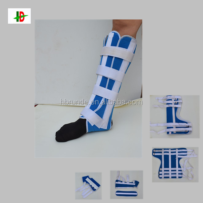 hook and loop cloth magic tape ankle brace ankle support