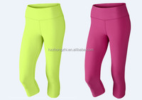 Golf capri tights / women leggings