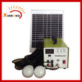 10W solar electricity generating system for home