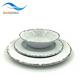Hot sale BPA free dishwasher safe food grade dinnerware set tableware melamine