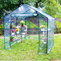 Organic Recycle Garden Greenhouse For Seedning