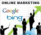 Online marketing, SEO & Submission, Pay Per Click - PPC