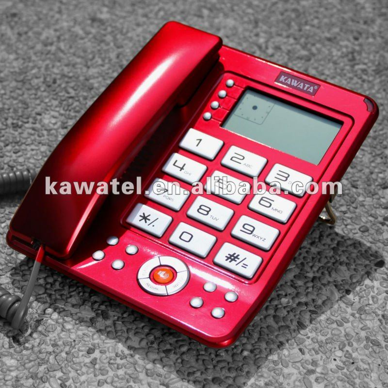 Cheap talking House Land Line Phone