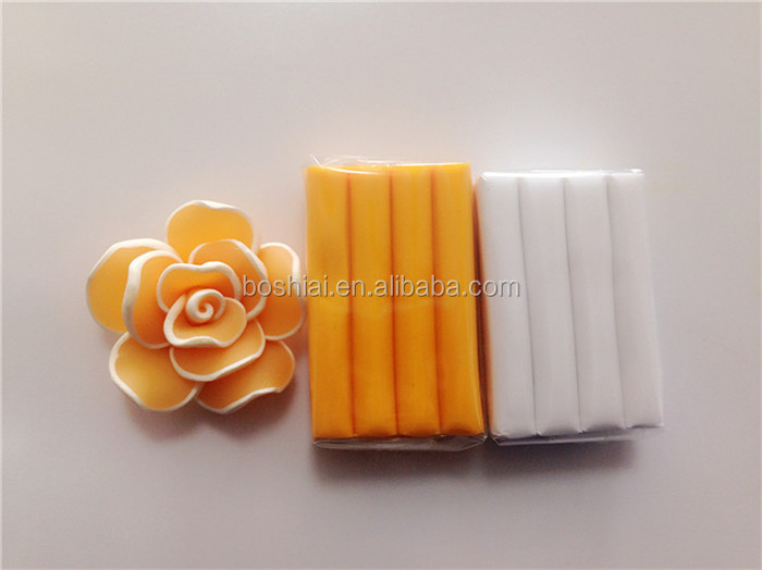 good quality color non toxic polymer fimo oven bake clay