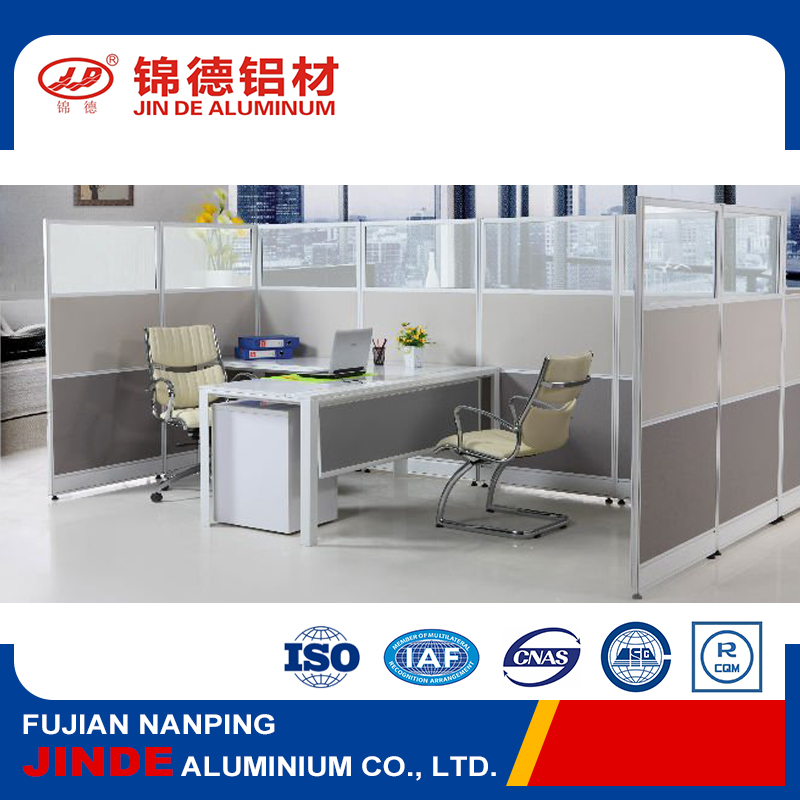 Factory made high standard aluminum partition products