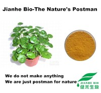 Pharmaceutical supplement Gotu Kola extract powder/Centella Asiatica Extract to anti depressive and promote wound healing
