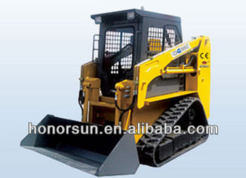 TS50 Sliding loader with CE/mini crawler loader