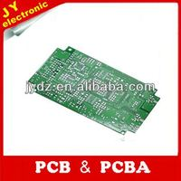 crt color tv pcb board