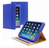 "2015 New Fashion Smart Cover Flip pu Leather case for ipad pro 12.9"" with auto-wake up"