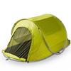 "2"" camping tent custom pop-up tent for 1-2 persons"