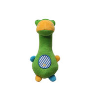 Baby Plush Confort Toy Kaifulan new style bell inside green fog