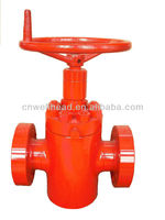 Manual Cameron FC Gate Valve