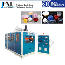 Full line disposable plastic plates making thermoforming machine price, disposal machine price