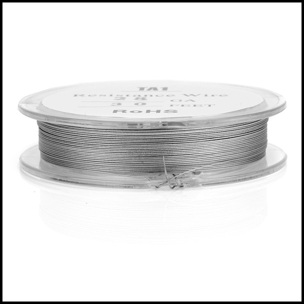 New design titanium medical wire by liuwei with low price