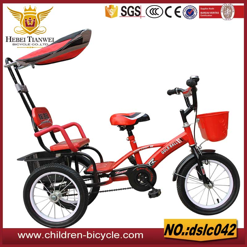Air Tire 3 Wheels Children Bicycle Children Tricycle