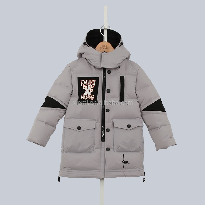 2016 latest fashion Winter Children windproof down jacket kids warm down coat clothing