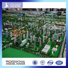 Architectural design architectural model kits miniature city models