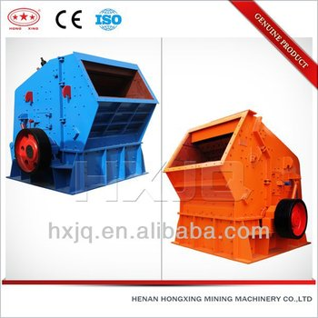 Hot sale for 16 years in Africa impact stone crusher plant since 2001