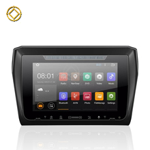7inch Capacitive Touch Screen Media for Suzuki Swift DVD GPS Radio with Bluetooth Ipod USB SD