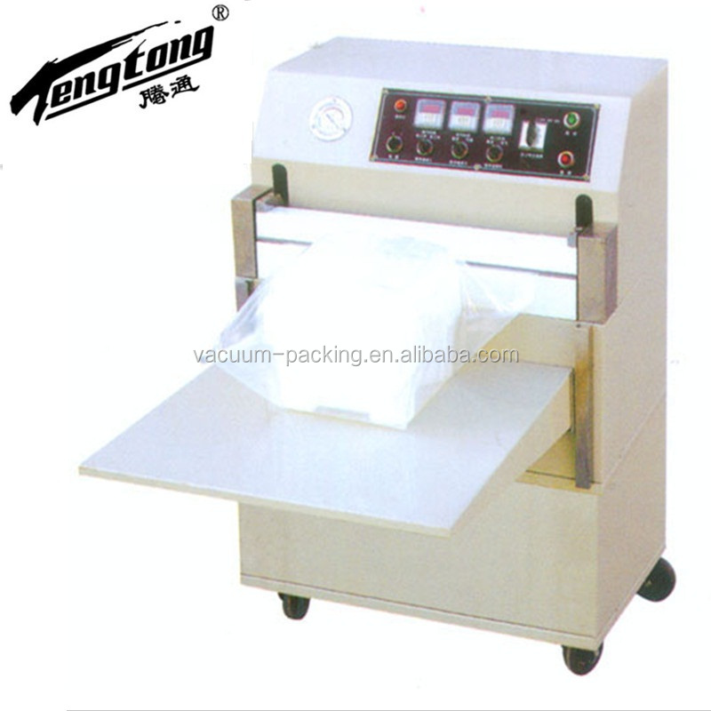 hot dog external food vacuum packaging machine DZQ-600A vacuum packing machine