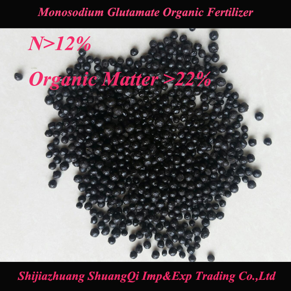 Monosodium Glutamate Organic Fertilizer N>12% Original Matter>22%