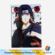 Cheap Price Customized Anime character Cartoon Poster Printing