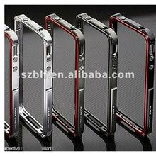 Top quality aluminum bumper case for iphone 4