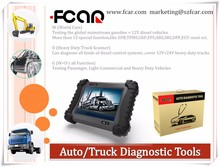 Professional universal auto diagnostic tool to diagnostic diesel engine, FCAR F5 G SCAN TOOL