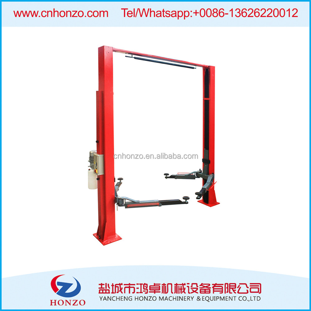 car lift ramp/hydraulic car lift cheap price/Car Lift With Ce
