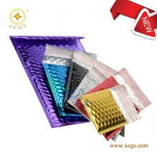 Colored Self Seal Aluminum Bubble Mailer Bubble Envelope