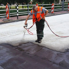 Fast Spray rubber Liquid Applied Waterproofing Membrane