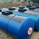 Different sizes top quality underground double layer fuel oil Tank