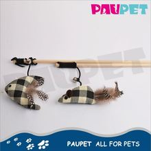 Fully stocked factory directly wholesale cat teaser dangler