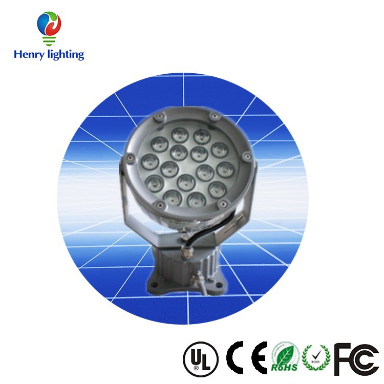 7w Led Swimming Pool Light ( 100% Waterproof Filled With Resin) Led Underwater Light