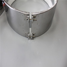 Cylinder Stainless Steel Blow Moulding Ceramic Band Heater